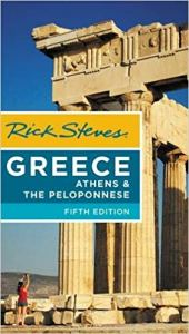 Great guidebook! But why rush out of Athens?