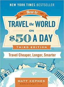 Matt's first book is a good resource for any budget traveler.