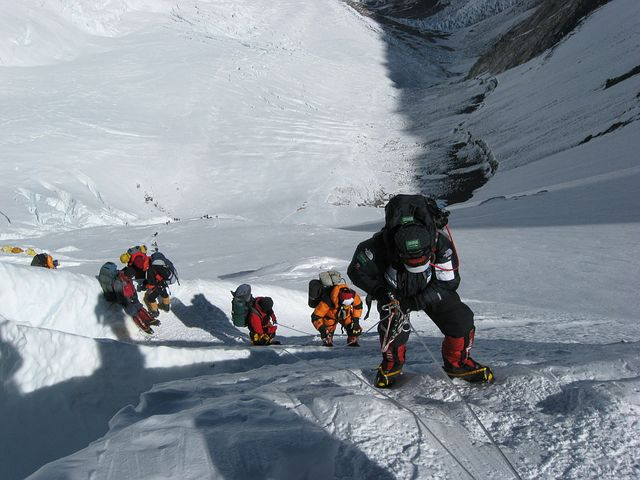 Do you REALLY still want to climb Mount Everest? It's okay to keep changing your bucket list.
