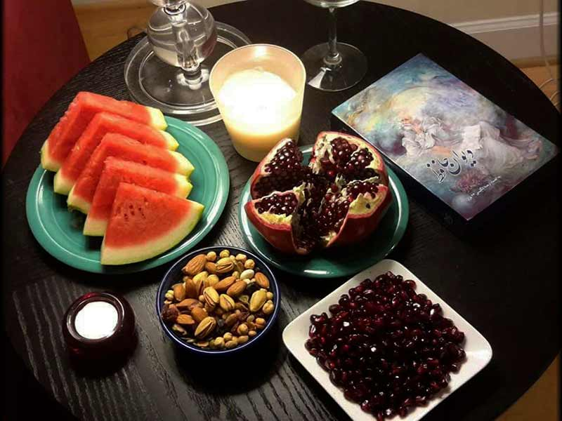 One of the nicest winter solstice celebrations is Yalda, in Iran. Families spend the entire night together, eating and talking.