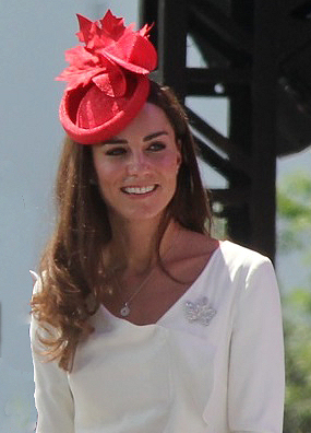 Pretend Kate, the Duchess of Cambridge, is at your English Afternoon Tea!