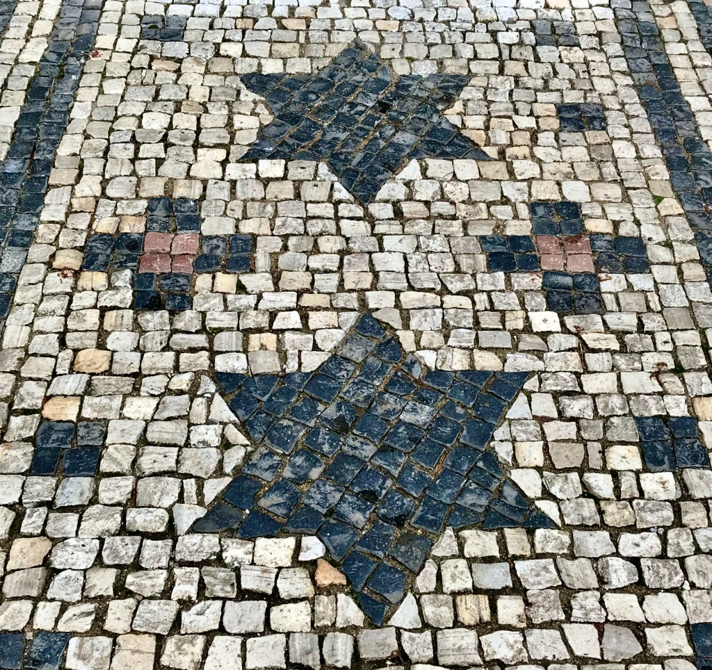 Reasons to go to Prague in the autumn include having the space and time to notice tiny details everywhere.