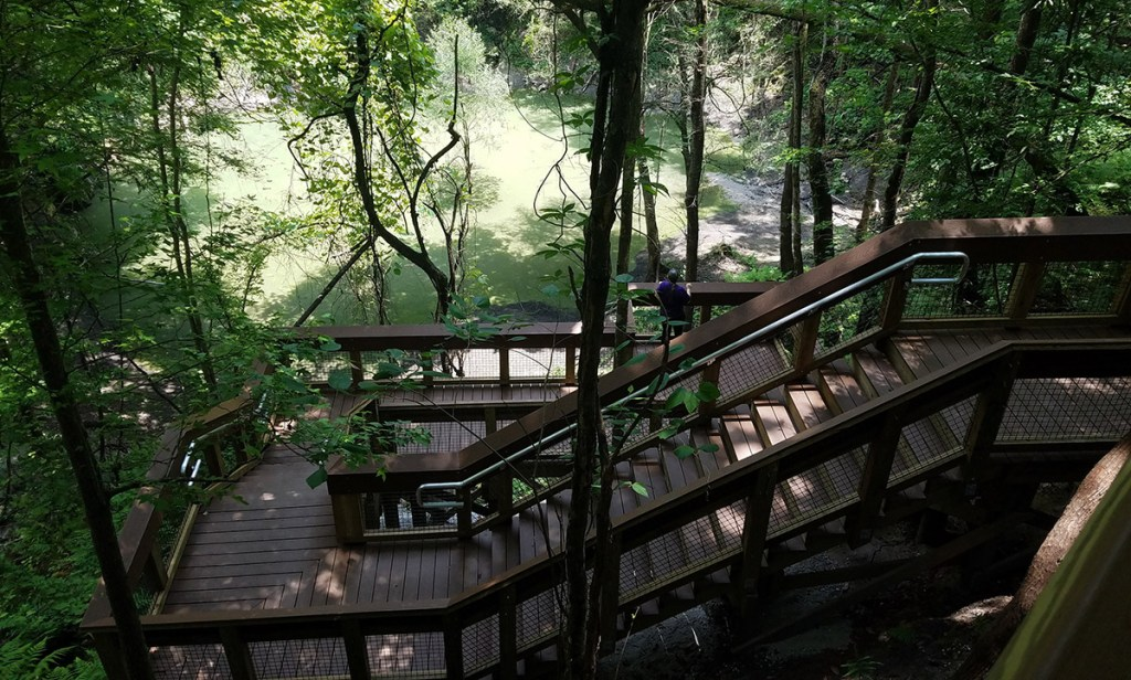 State parks: Something for everyone! Devil's Millhopper Geological State Park, Gainesville, Florida