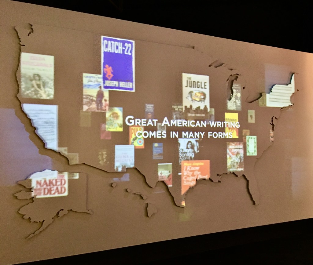 American Writers Museum celebrates words of all kinds