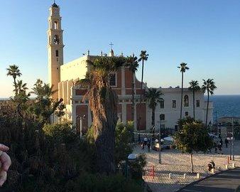 St. Peter's church Joppa