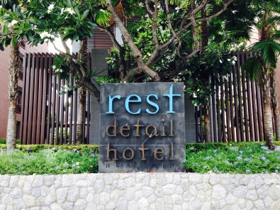Rest Detail Hotel, Hua Hin