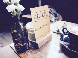 The nicest coffee in Federal, Manchester