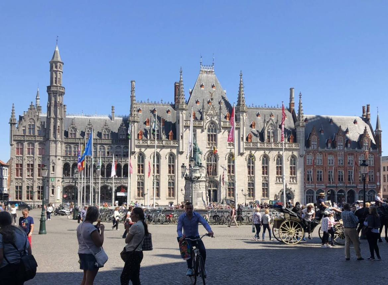 24 hours in Bruges - Travels of Jenna