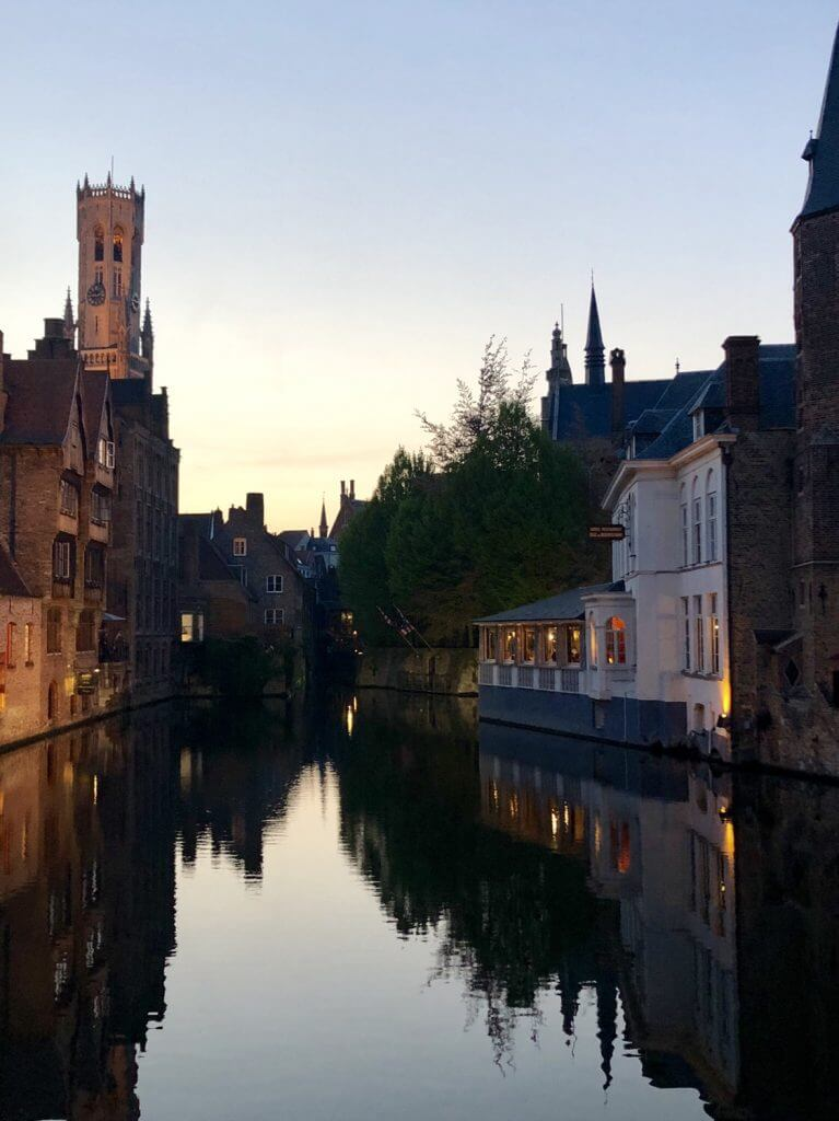 24 hours in Bruges, Belgium. Perfect side trip from Amsterdam.