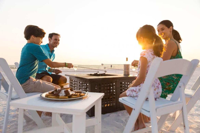 Pink Shell Beach Resort and Marina Ft Myers Florida Beachfront Accommodations
