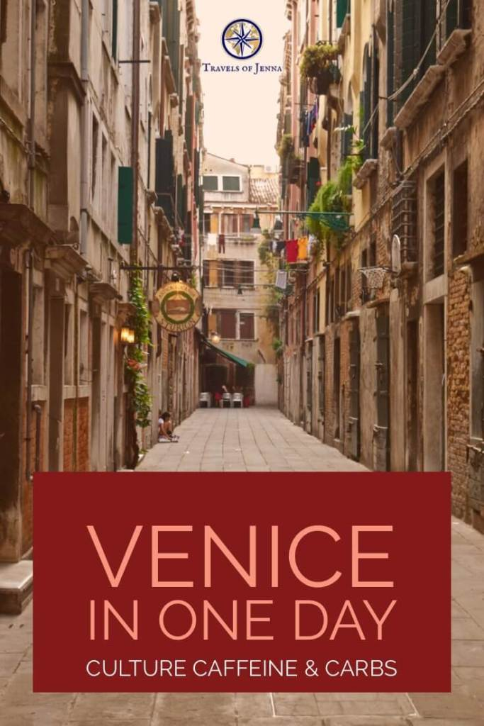 Venice in One Day Itinerary