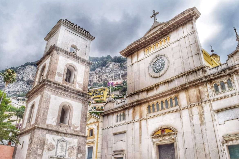 Church of Santa Maria Assunta in Positano, Italy