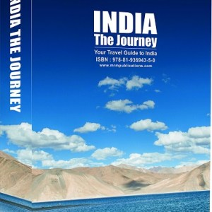 India The Journey - A Travel Book on India Paperback