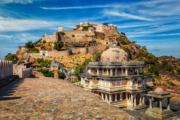 Second Largest Wall in the World Kumbhalgarh Fort