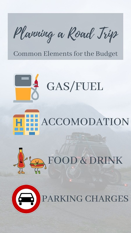 Road Trip for Beginners - Plan Your Budget