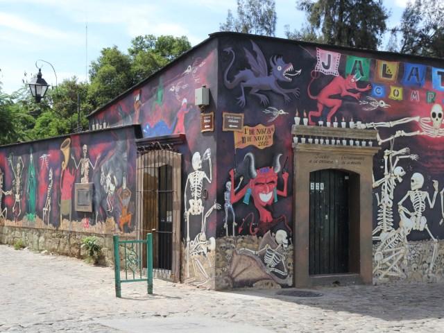 Oaxaca und ein toller Platz zum Verweilen