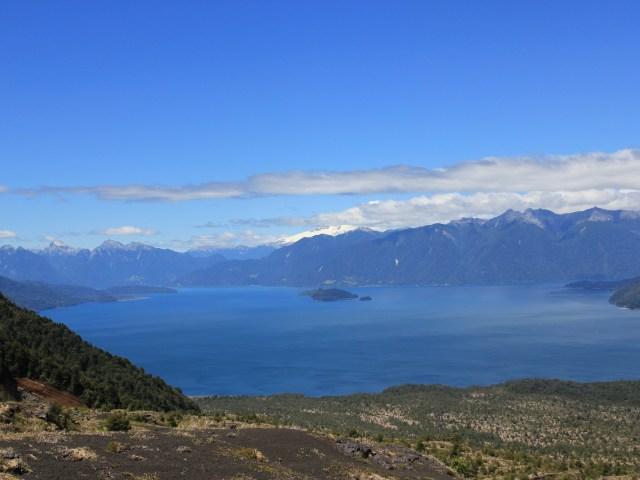 Chile Seenlandschaft & Nordpatagonien