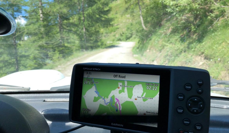 GPS-Waypoints