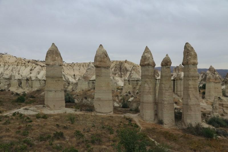 Türkei Kappadokien Love Valley