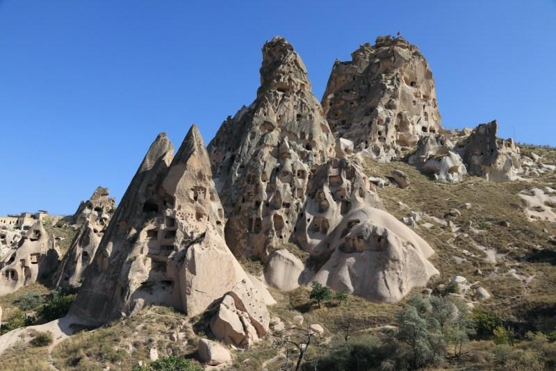 Türkei Kappadokien Uchisar