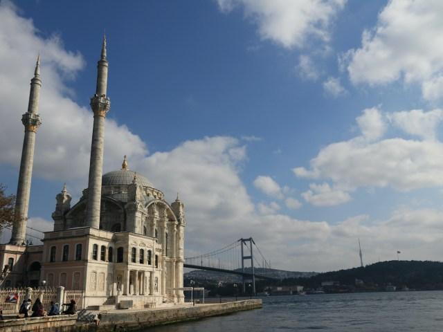 Türkei Istanbul Ortaköy