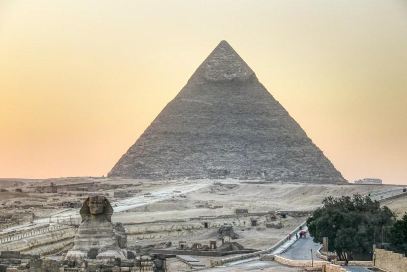 Ägypten Kairo Pyramiden