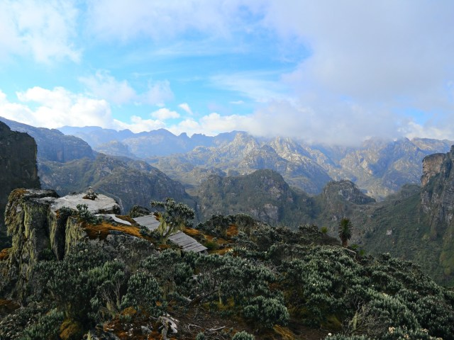 Uganda Rwenzori Mountains