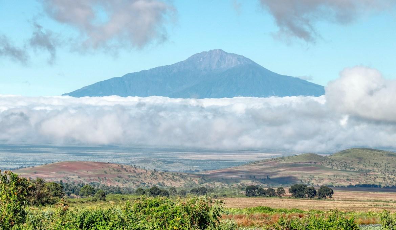 Tansania Mount Meru