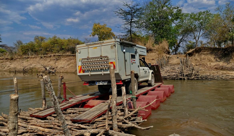 Sambias Wildnis und die Victoria Fälle