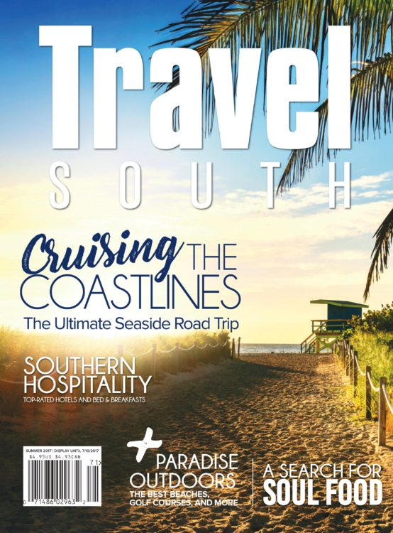 Travel South Magazine