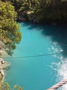 Hokitika Gorge - Itinerary Planner