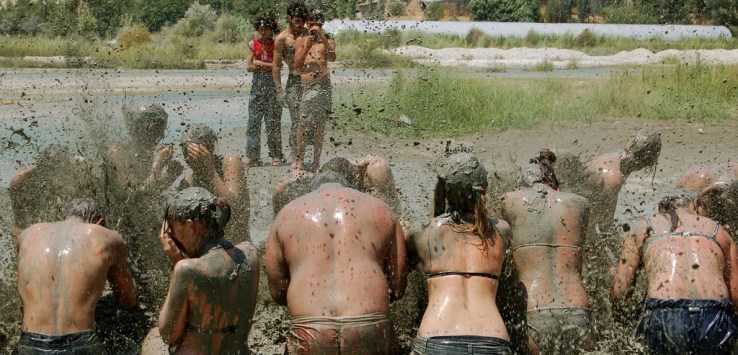 Turkish Mudbath