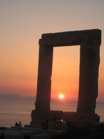 Temple of Apollion, Naxos