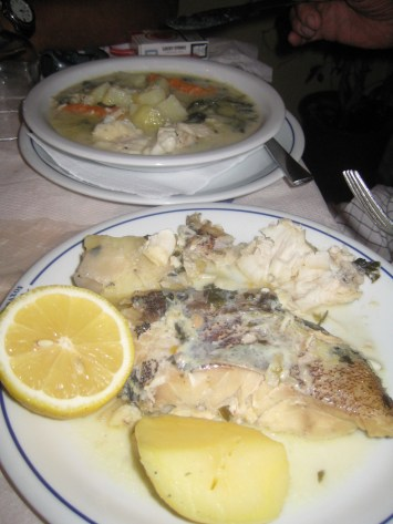 Make it yourself seafood chowder
