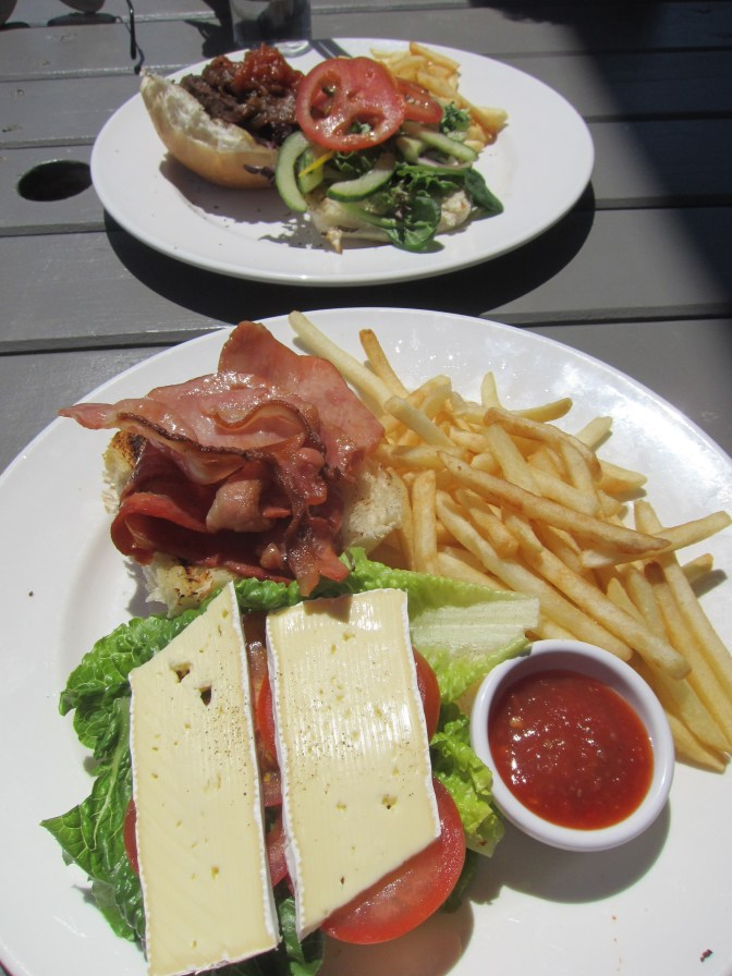 Lunch at Freycinet Lodge