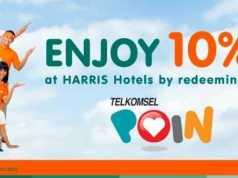 Promo Hotel Harris Telkomsel Point