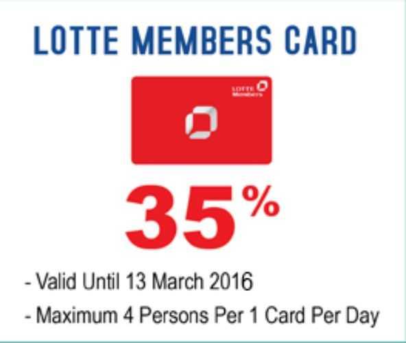 Promo Snowbay Lottemart Diskon 35%