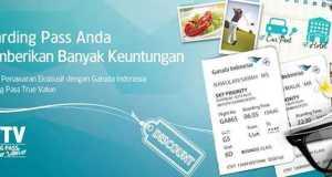 Promo Waterbom PIK Boarding Pass Garuda diskon 50% tiket masuk