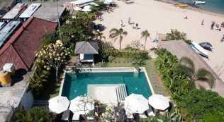 Segara Suites Beach Pool