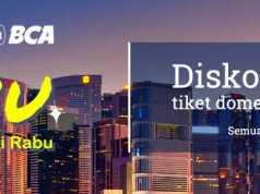 Nikmati tiket pesawat dengan harga yang lebih murah dengan memesan di ezytravel menggunakan kartu kredit BCA atau kartu kredit ANZ dapatkan diskon hingga Rp 100.000