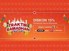 Nikmati diskon hotel hingga 15% di travelio menggunakan Telkomsel Poin