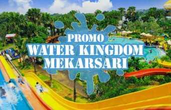 Promo Water Kingdom Mekarsari