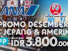 Promo Tiket Pesawat Jepang