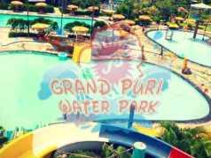 Grand Puri Waterpark Yogya Tempat rekreasi keluarga bertemakan air