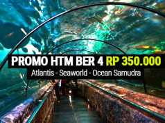 Promo Seaworld Atlantis Ocean Dream