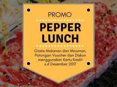 Promo Pepper Lunch