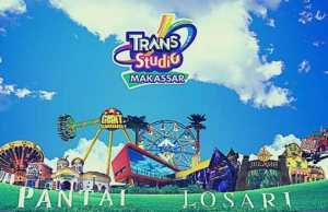 Tiket Masuk Trans Studio Makassar