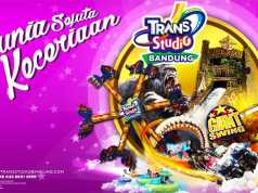 Tiket Trans Studio Bandung