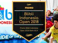 Promo Blibli Indonesia Open 2018