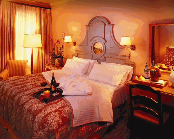 Fairmont Sonoma Room Service